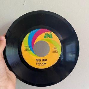 ELTON JOHN RECORD